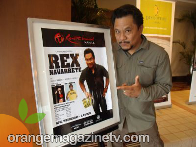 """Rex@Resorts World Manila"""