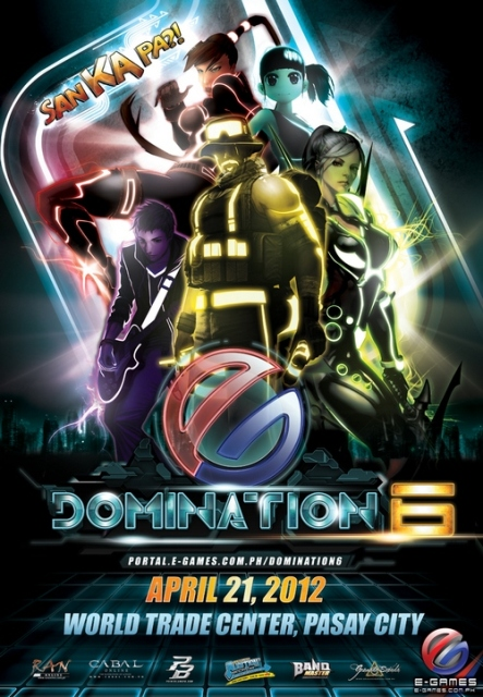 """IP E-Games Launches """"Domination 6"""" At The World Trade ..."""