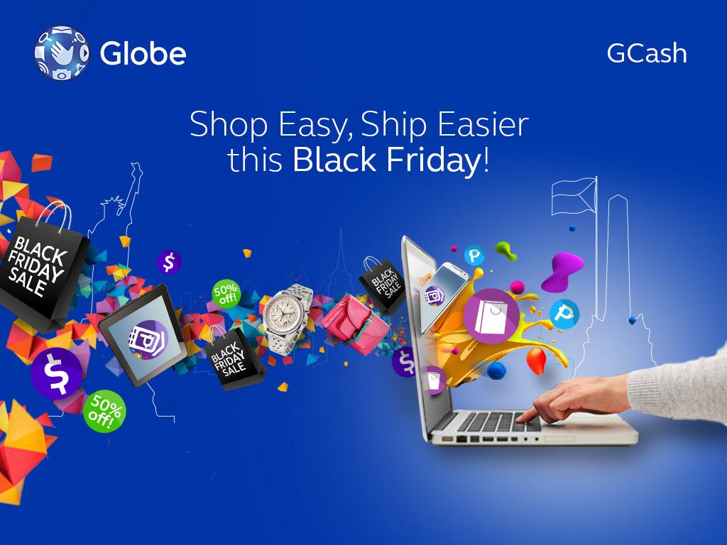 Globe GCASH Brings Back 'Black Friday Sale' To The ...