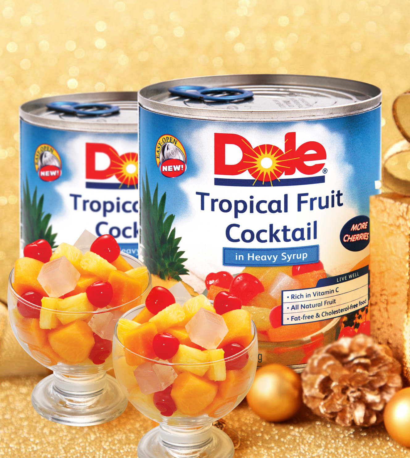 Healthy Decisions This 2014 Is Made A Lot Easier With Dole
