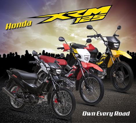 honda xrm 125 series motorcycles launched - orange magazine