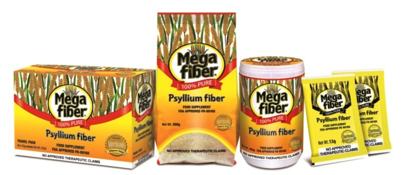 MEGAFIBER, The New Standard In Food Fiber, Now Back at ...