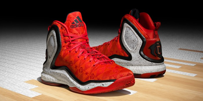 "new style 24e49 88325 Derrick Rose and adidas launch D Rose Boost ""Brenda"" edition"