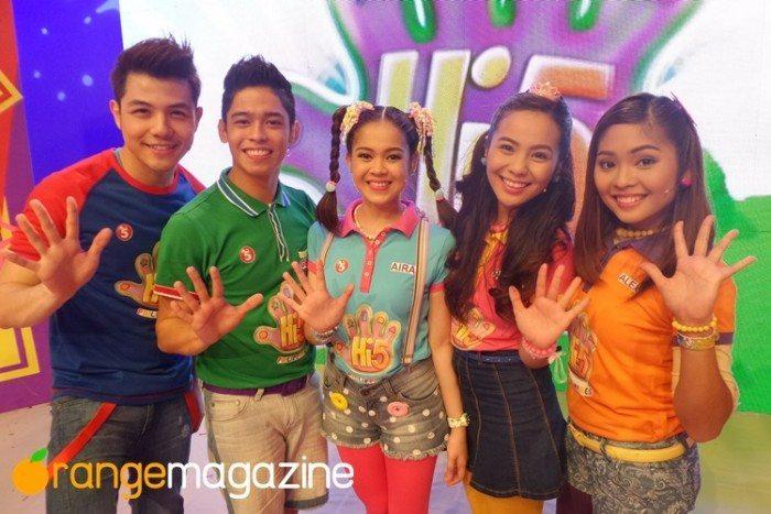 Hi-5 Philippines Premieres June 15 Exclusive on TV5 - Orange Magazine