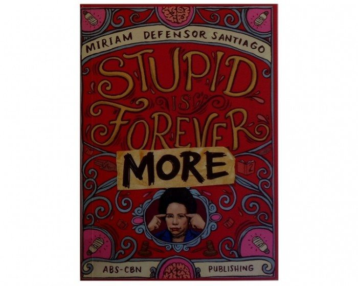 Forevermore stupid book is