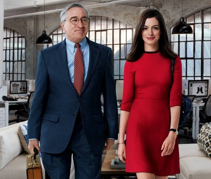 Anne Hathaway Comedy: Nancy Meyers Talks About Directing Anne Hathaway, Robert