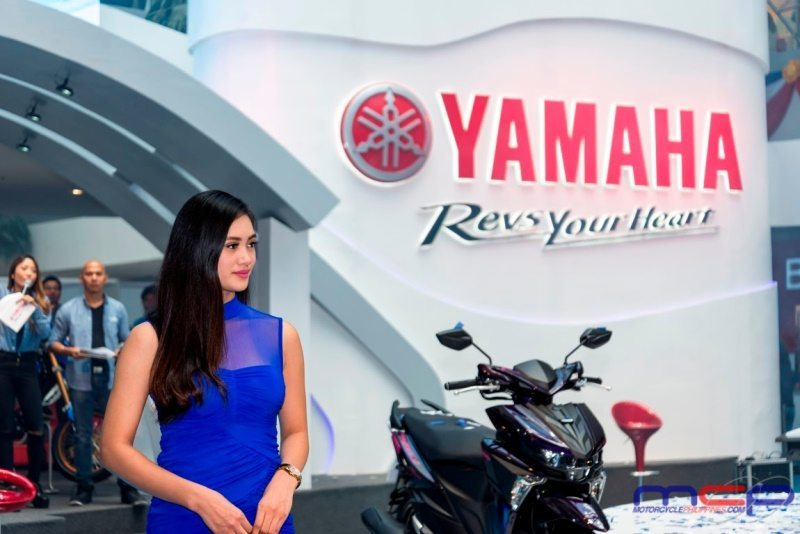 Yamaha Launches The All New SZ and Sniper 150 MXi - Orange