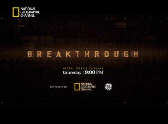 Breakthrough NatGeo