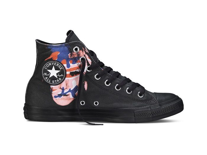 6c0858bd11d4 Limited Edition Chuck Taylor All Star Andy Warhol Collection