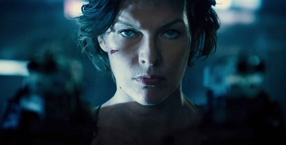 """Explosive End Looms In New Trailer Of """"Resident Evil: Final Chapter"""""""