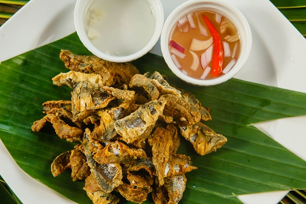 Fried Lawlaw of Cavite City