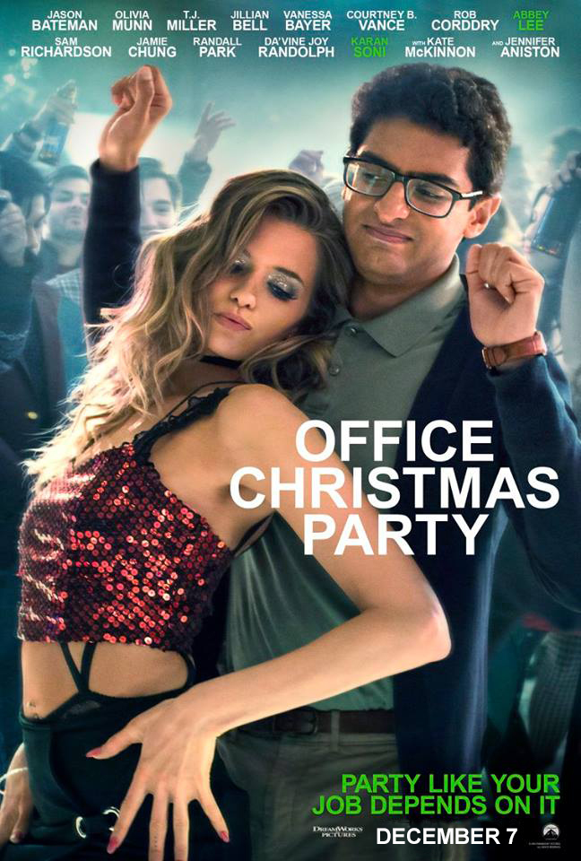 Office Christmas Party Jamie Chung.More Stars Get Own Banners For Office Christmas Party