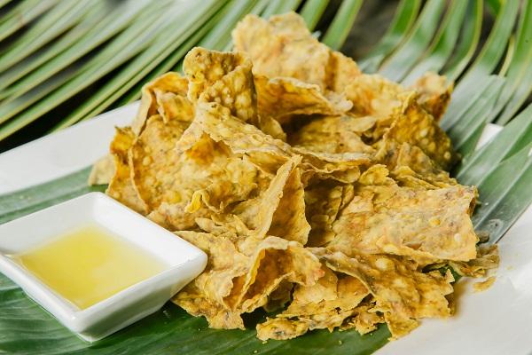 Tahong Chips of Bacoor, Cavite