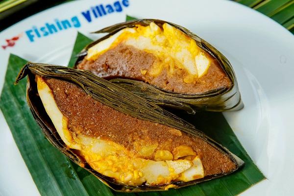 Tamales of Cavite City