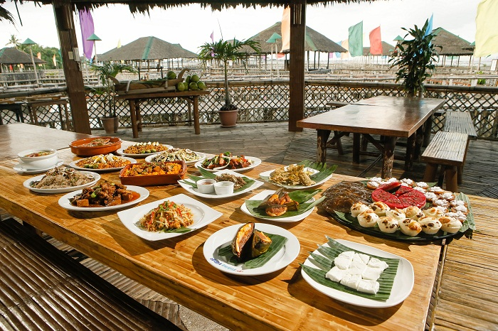 """""""Taste Cavite"""" at the Fishing Village in Island Cove Hotel & Leisure Park"""