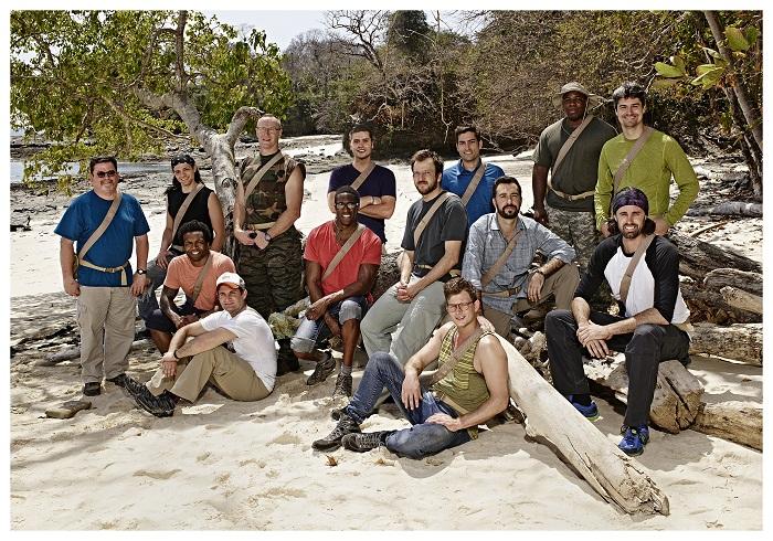 The Island With Bear Grylls Season