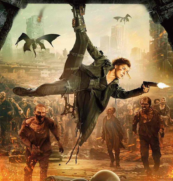 Milla Jovovich Plays Alice One Last Time In Resident Evil The