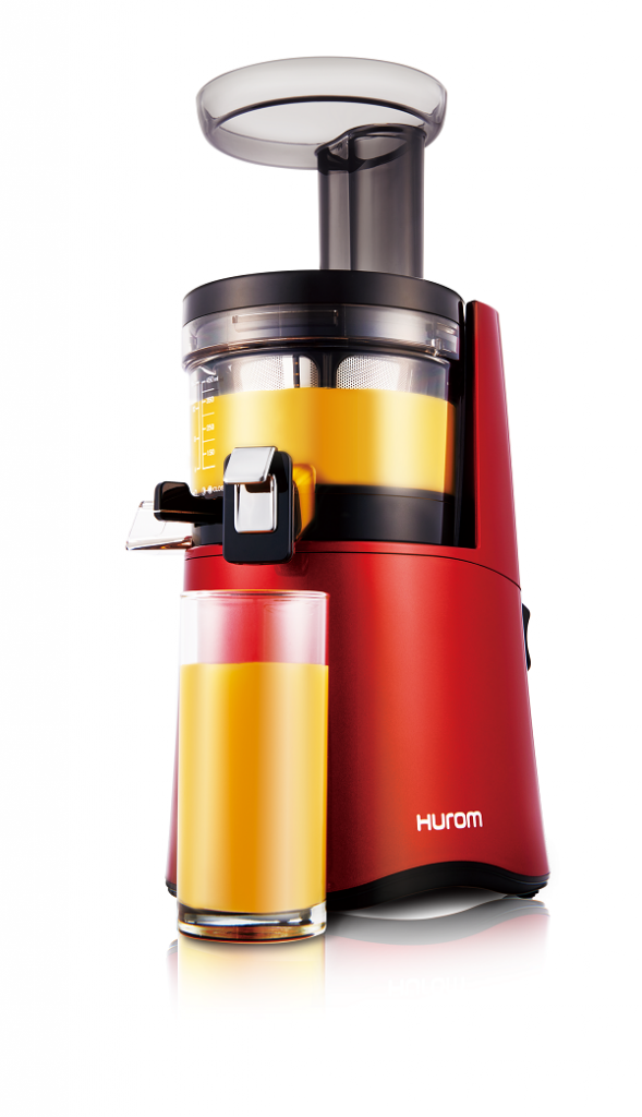 Hurom Slow Juicer Orange Juice : Hurom: An Exceptional Juicer For An Exceptional Dad - Orange Magazine