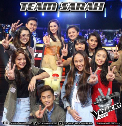 """The Voice Teens"""" Artists Gear Up For Knockout Rounds"""