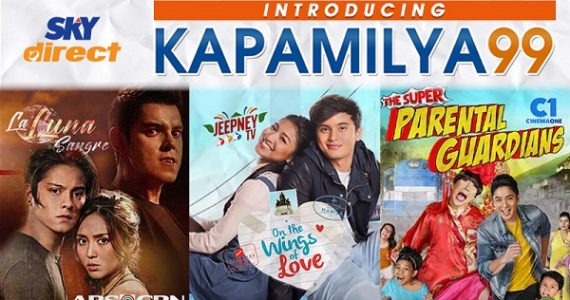 Newest SKY Prepaid Plan Features Exclusive Kapamilya Channels