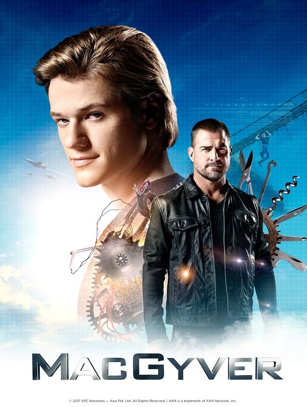 MacGyver (2016) 2x10 Vose Disponible