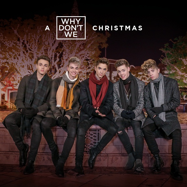 """""""Why Don't We"""" Announce Christmas Release - Orange Magazine"""