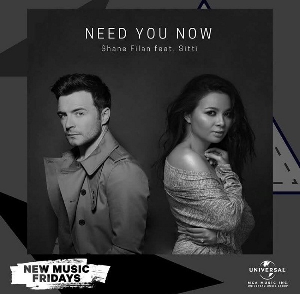 Sitti Sings A Duet With Former Westlife Frontman Shane Filan