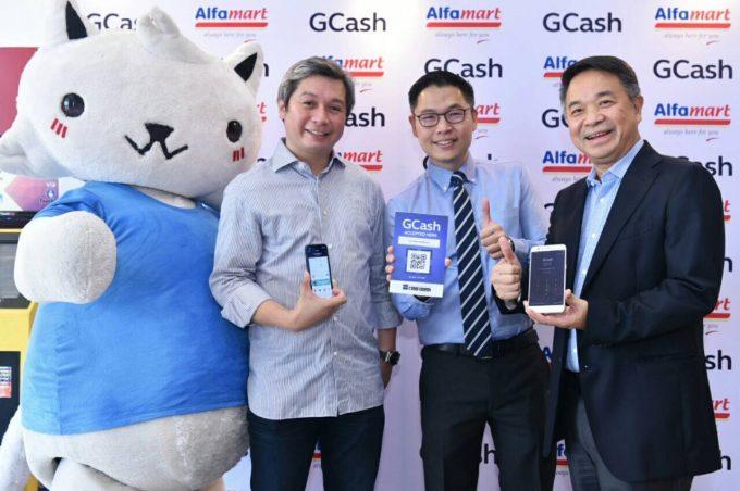 GCash Now Accepted In Alfamart - Orange Magazine