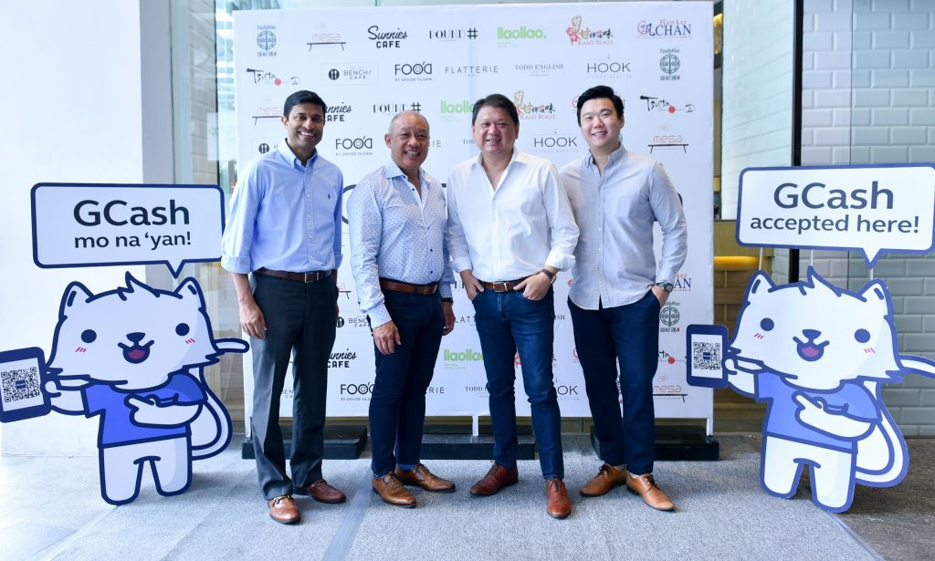 FooDee Global Concepts And GCash Partnership Launched