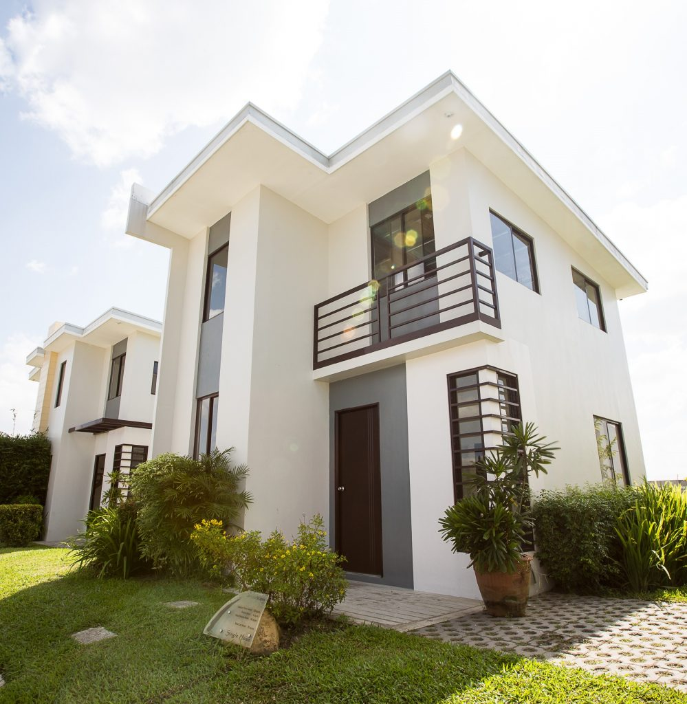 Cheap House Design Philippines: Amaia Scapes Urdaneta Turned Over Brand-New Units To