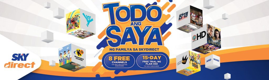 SKYdirect Treats Prepaid Subscribers To Free Channels