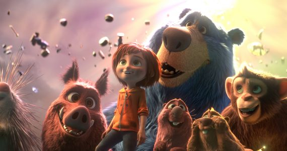 "Secret Theme Park Revealed In ""Wonder Park"" Trailer"