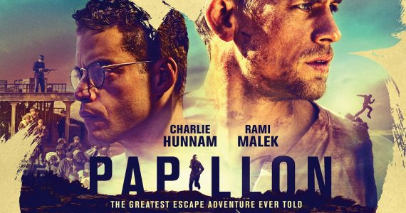 """Best-Selling Book On Prison Literature """"Papillon"""" Now A Movie"""