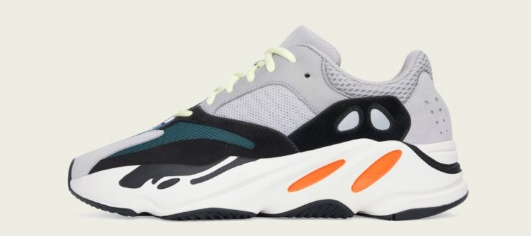 03673659f adidas + KANYE WEST announce the YEEZY BOOST 700 Multi Solid Grey Chalk  White Core Black