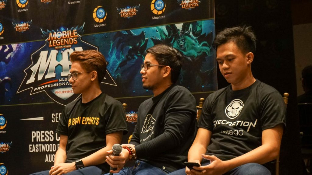 The First Professional League For Philippines Mobile Legends
