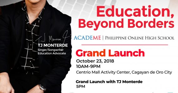 Little Me Academy To Launch The Academe Philippine Online High School, Programmed For Out-Of-School Youth