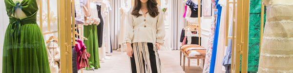 Cebu-Raised Designer Vania Romoff Headlines Metrowear 2018