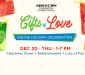 Spread Christmas Cheer with ABS-CBN Foundation International's Gifts of Love Online Holiday Celebration