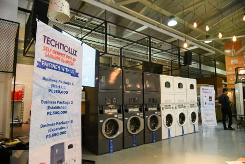 TECHNOLUX Holds Successful Coin-Op Laundry Business Series