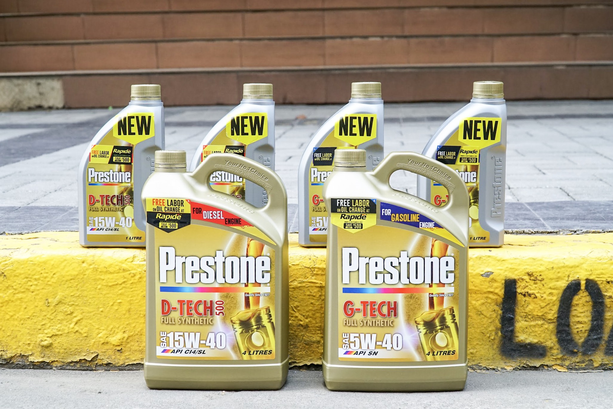 Treat Your Car Well With Prestone and Rapide - Orange Magazine