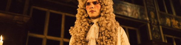 """Nicholas Hoult In The Midst Of Royal Rumble In """"The Favourite"""""""