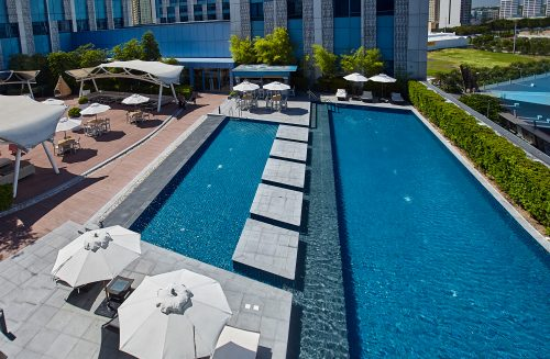 Soak Up The Spectacular Summer Experience In Crimson Hotel
