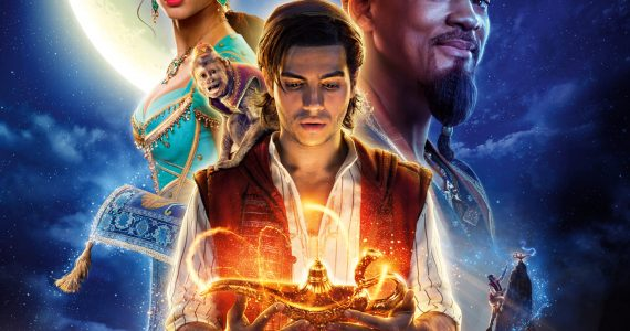 """Step into """"A Wondrous Place"""" with Globe and Disney's Aladdin"""