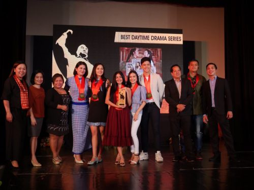 ABS-CBN Named Best TV Station By Lyceum of The Philippines