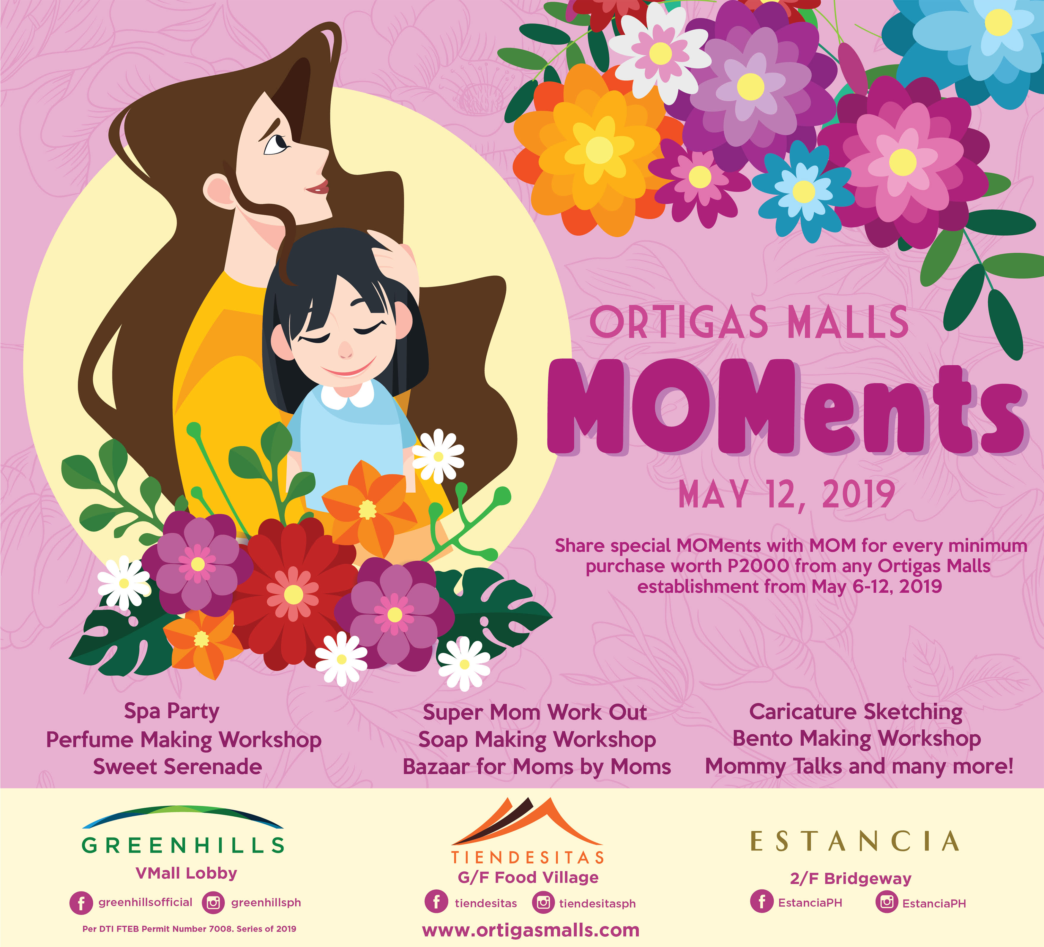 A Special MOMent For The World's Greatest Moms At Ortigas Malls