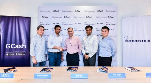 GCash and Concentrix Tie Up for Digital Rewards Launch: Over