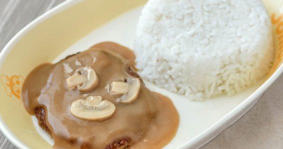 Jollibee Burger Steak's Beefy-Saucy Linamnam Ulam, Still At P50!