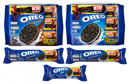 Win A Trip For Two to Europe With The Oreo Spider-Man: Far