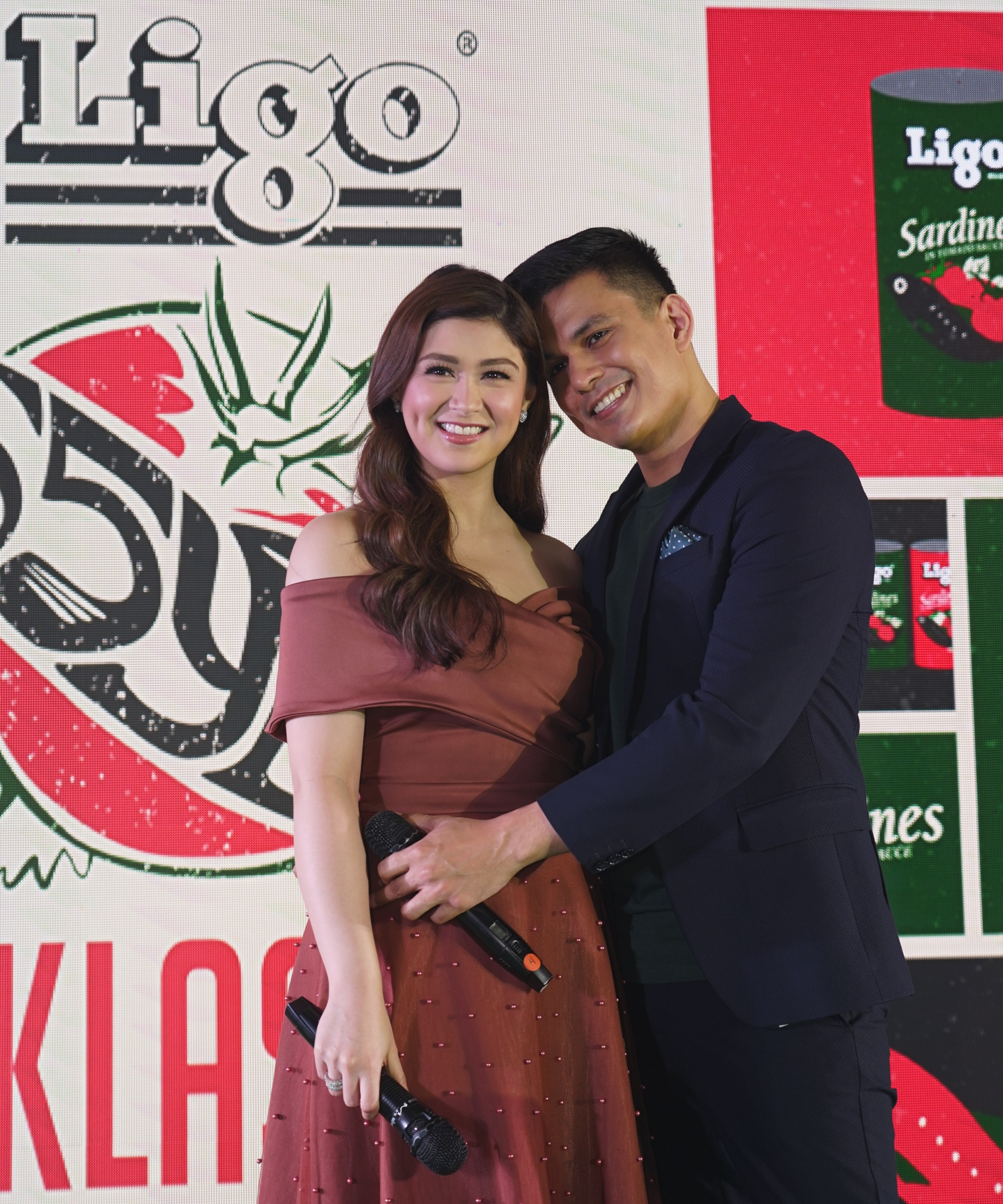 CARLA ABELLANA - Tom Rodriguez and Carla Abellana - Orange
