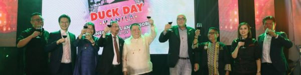 Duck Day Manila Marked With Thailand's Exquisitely DALEEcious Duck Meat